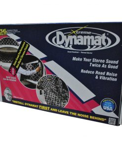 "DYNAMAT XTREME 36 SQ FT BULK PACK; 9 SHEETS 18""x32"""