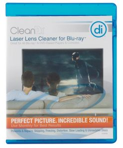 Digital Innovations CleanDr for BluRay Laser Lens Cleaner