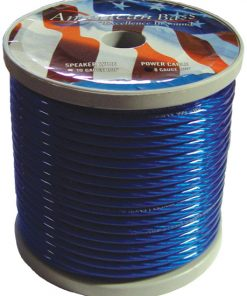 WIRE AMERICAN BASS 4 GA. BLUE 100 FT. ROLL