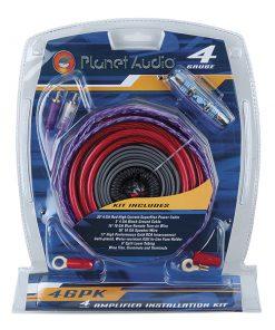 Planet 4 Gauge Amp Kit