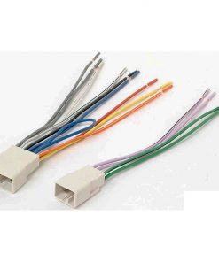 Metra Wiring Harness - Select 1987-2007 Toyota and Scion Vehicles