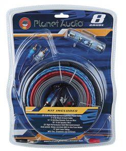 Planet 8 Gauge Amp Kit