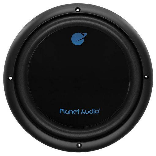 "Planet Audio Anarchy 15"" Woofer Dual 4 Ohm Voice Coil Black Poly Injection Cone"