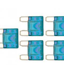 MAXI FUSE 60AMP 5 PACK AUDIOPIPE(MAXI60A)