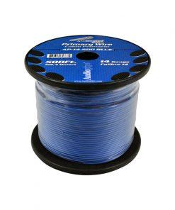 Audiopipe 14 Gauge 500Ft Primary Wire Blue