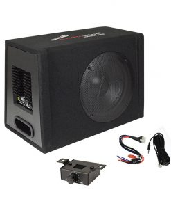 "Audiopipe 12"" Single ported bass enclosure 800W"