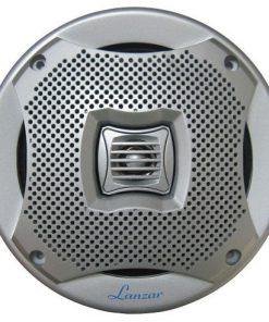 "Lanzar 5.25"" 2-Way Marine Speakers 400W Silver"