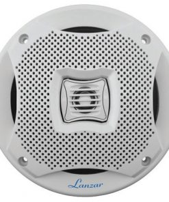 "Lanzar 5.25"" 2-Way Marine Speakers 400W White"