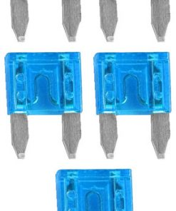 AST FUSE 15AMP 5 PACK MINI BLADE; BLISTER PACK AUDIOPIPE