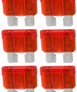 ATC FUSE 10 AMP; 10 PACK BLISTER; AUDIOPIPE