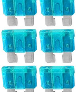 ATC FUSE 15 AMP; 10 PACK BLISTER; AUDIOPIPE