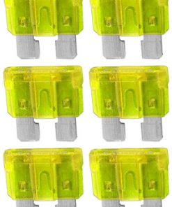 ATC FUSE 20 AMP; 10 PACK BLISTER; AUDIOPIPE