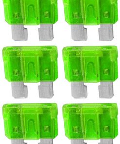 ATC FUSE 30 AMP; 10 PACK BLISTER; AUDIOPIPE