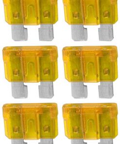 Audiopipe 40A ATC Fuse 10 Pack