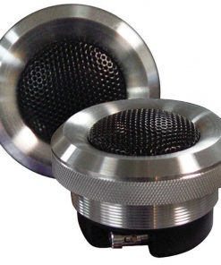 """Audiopipe 1"""" Aluminum Titanium Tweeter (sold in pairs)100W 4Ohm"""