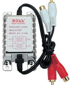 Boss ground loop isolator