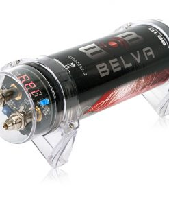 Belva 1.0 Farad Capacitor with Red LCD Display