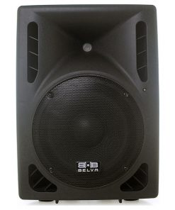 "Belva 12"" Amplified DJ Speaker 2-way with BT 800 Watts"