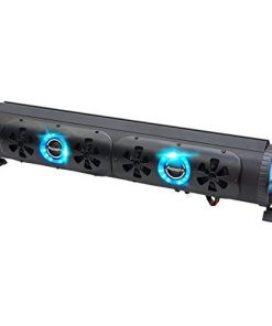 "Bazooka 24"" Blutooth Party Bar Off Road Sound Bar and LED Illumination"