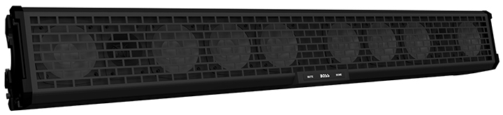 "Boss Recoil 10 Speaker 34"" Bluetooth Soundbar System 700W Max"