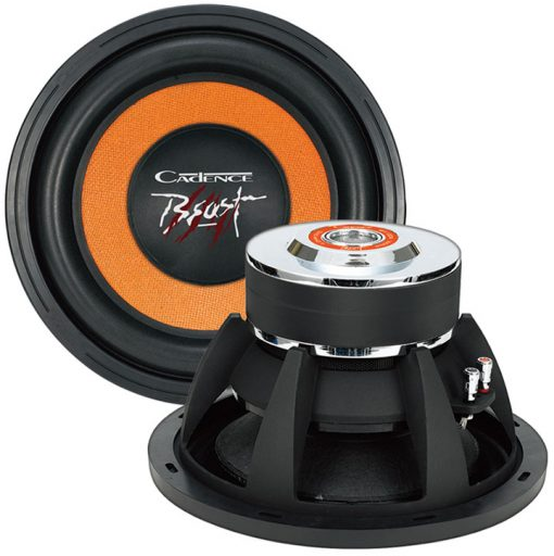 "Cadence Beast 12"" Woofer Dual 4 ohm 800 Watts RMS 2.5"" Voice Coil"