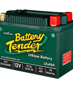 Battery Tender Super Smart Lithium Battery 12V/480 CCA