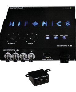 Hifonics Digital Bass Enhancement Processor