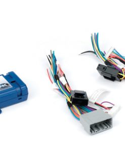 PAC radio interface '05-'09 Chrysler Dodge and Jeep can bus radios