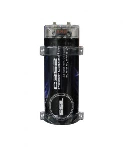 Soundstorm 3.5 Farad Capacitor Black