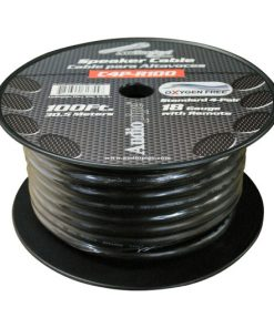 SPEED CABLE AUDIOPIPE 100' 9 WIRE; 4PR. SPKRS + REMOTE