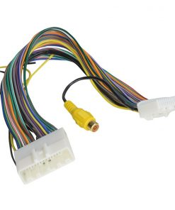 "PAC Wire Harness to add Reverse Camera Select Nissan with 4.3"" Factory Display"