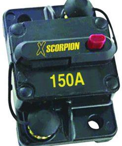 CIRCUIT BREAKER 150 AMP XSCORPION