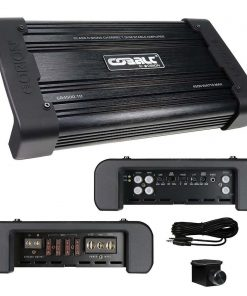 Orion Cobalt Amplifier 4500 Watts MAX D Class 1 Ohm Stable
