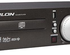 "Epsilon Professional 19"" single rack multi-format digital CD/MP3/USB player"