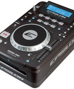 Epsilon Multi-format digital CD/MP3/USB player with digital effects