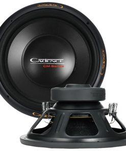 """Cadence 12"""" Woofer Dual 4 ohm 300 Watts RMS"""