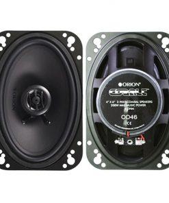 """Orion Cobalt 4X6"""" Coaxial Speaker"""