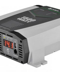 COBRA PROFESSION/AL POWER INVERTER - 1500 WATTS