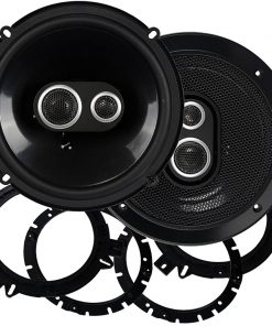 "Audiopipe 6"" 3 way 180 Watts Max-Pair"