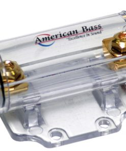 American Bass 1/0AWG Fuse Holder Waterproof