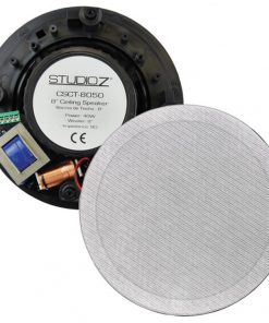 "Nippon Studio Z 8"" ceiling speaker 40W sold each"