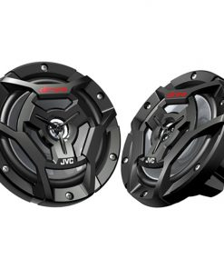 "JVC 6.5"" 2-Way 150W Marine Speakers (Black)"