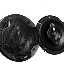 "JVC HX Series 6.5"" 4-Way 350W Coaxial Speakers"