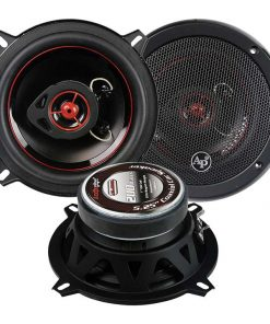 "AUDIOPIPE Redline Speaker 5.25"" 2-WAY (pair) 200 WATT BLUE PP CONE"