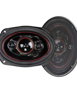 "Audiopipe Redline6x9"" 4 way 25 oz car speaker"