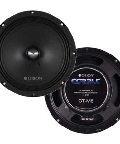 "Orion Cobalt 8"" Midrange 900 Watts Pair packed"