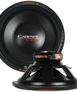 """Cadence 12"""" Woofer Dual 2 ohm 250 Watts RMS"""