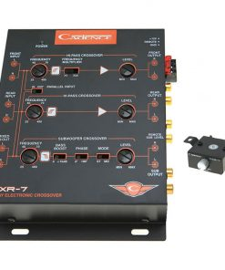 Cadence 3 way electronic Crossover 7Volt line driver