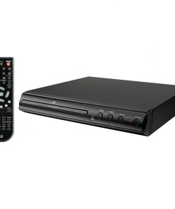 GPX 2 Channel DVD Player