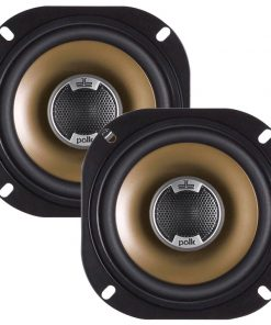"Polk 5"" Coaxial Speaker 135W Max No grills"